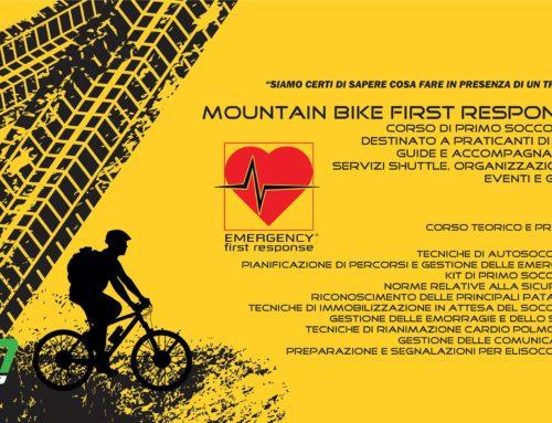 Corso MOUNTAIN BIKE FIRST RESPONSE